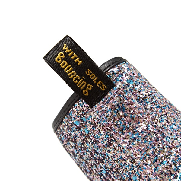Dr Martens 1460 Farrah Chunky Glitter Dames Laarzen