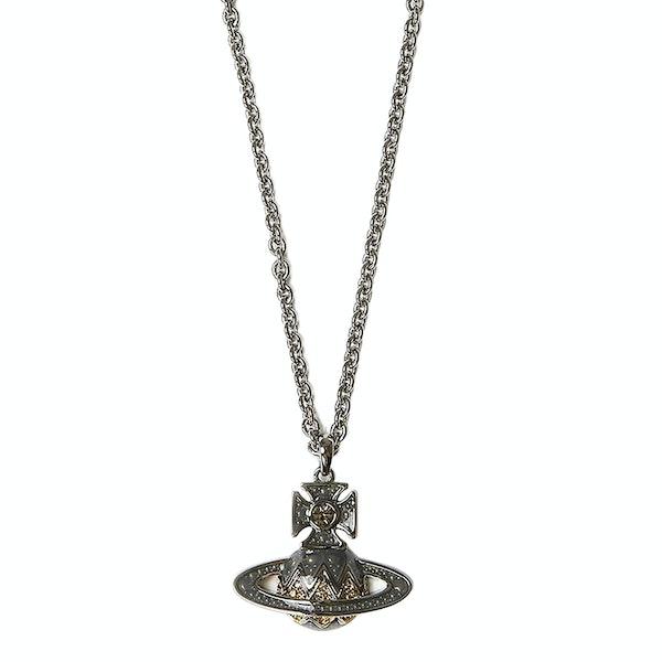 Vivienne Westwood Aretha Orb Pendant Necklace