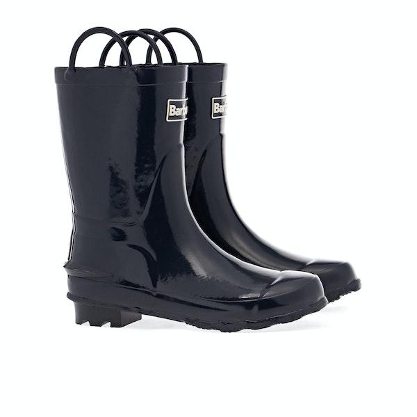 Barbour Durham Kid's Wellington Boots