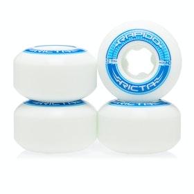 Ricta Rapido Round 99a 52mm Skateboard Wheel - White
