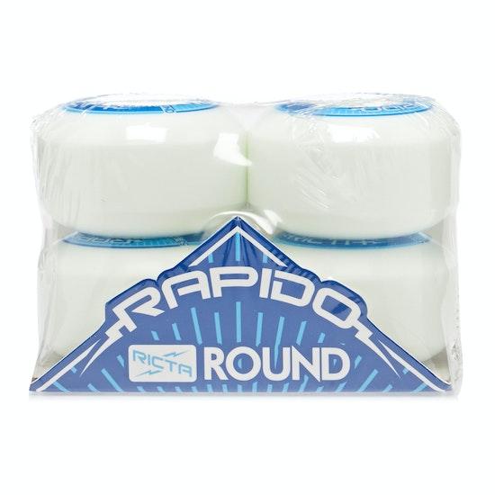 Ricta Rapido Round 99a 52mm , Skateboardhjul