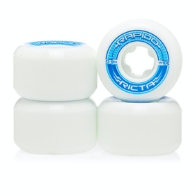 Roues de Skateboard Ricta Rapido Wide 101a 53mm - White