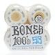 Ruedas de patinete Bones 100's #12 V4 53 Mm