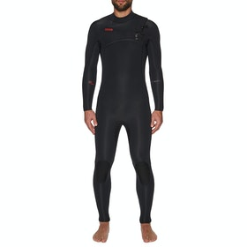 Xcel Infiniti Ltd 5/4mm Chest Zip Wetsuit - Black