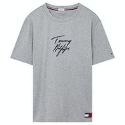 Camiseta de manga corta Mujer Tommy Hilfiger Crew Neck Logo