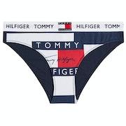 Tommy Hilfiger Bikini Print Womens Brief