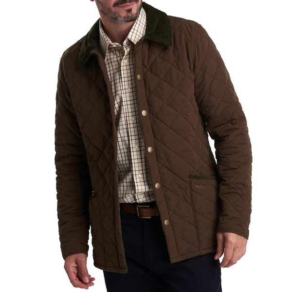 Barbour Bridle Quilted Jacket