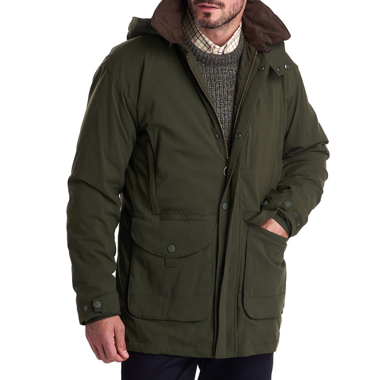 barbour bransdale jacket