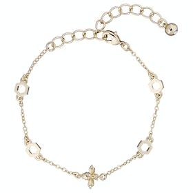 Bracelet Ted Baker Beddia: Bumble Bee Chain - Light Gold