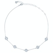 Ted Baker Lamarra: Daisy Pearl Choker Women's Necklace