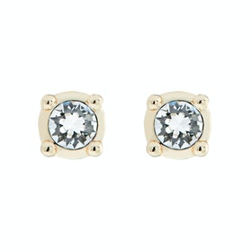 Ted Baker Nenna Nano Sparkle Stud Womens Earrings - Gold/crystal