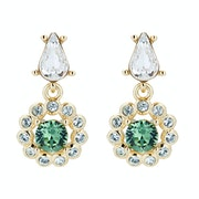 Ted Baker Lranha Daisy Crystal Daisy Drop Earrings