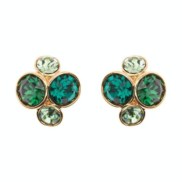 Ted Baker Lynda Jewel Cluster Stud Earrings