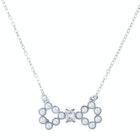 Necklace Ted Baker Pelsina Medium Pearl Bow Pendant