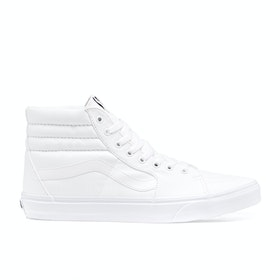 Vans Sk8 Hi Trainers - True White