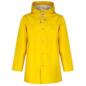 Kurtka Stutterheim Stockholm Raincoat - Yellow