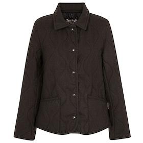 Kurtka Damski Lavenham Raydon Ladies Slim Nv - Utility Wool Mix Uniform Grey