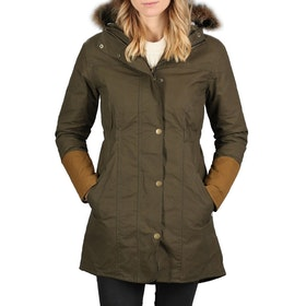 Peregrine Made In England Heather Women's Jacket - Olive
