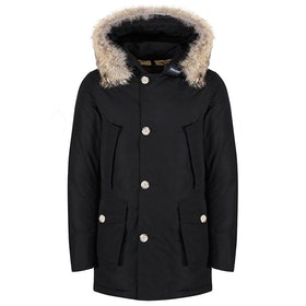 Woolrich Arctic Parka DF Down Jacket - New Black