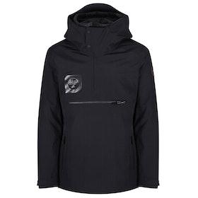 Napapijri Rainforest Ski 1 Men's Waterproof Jacket - Black