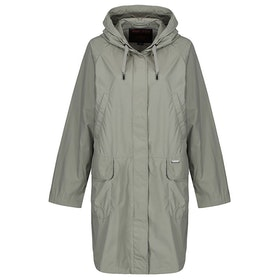 Woolrich Atlantic Parka Women's Jacket - Pale Leaf