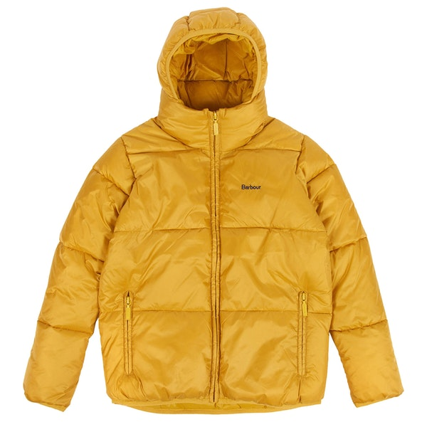 Barbour Ross Quilt Boy's Jacket