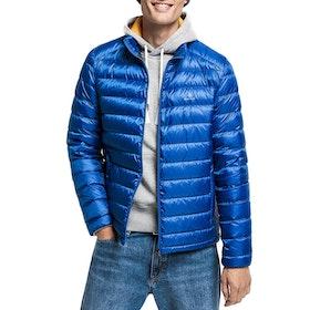 Gant The Light Down Jacket - College Blue