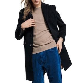 Gant The Classic Wool Jacket - Marine