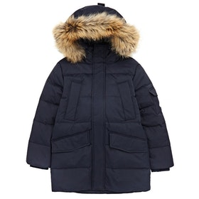 Giacca Montagna Pyrenex Winston Fur - Amiral