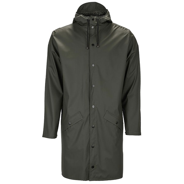 Rains Long Waterproof Jacket
