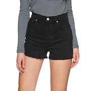 Levi's Ribcage Short Dames Shorts