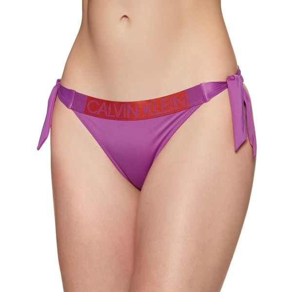 Calvin Klein Classic Side Tie Bikini Bottoms