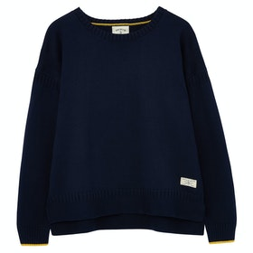 Joules Luciana , Knits Kvinner - French Navy