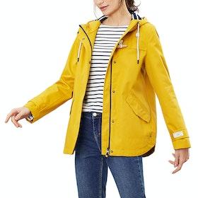 Joules Coast Damen Jacke - Antique Gold