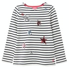 Joules Harbour Luxe Girl's Top