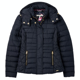 Joules Linden Ladies Jacket - Marine Navy