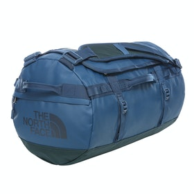 North Face Base Camp Small Duffle Bag - Blue Wing Teal Urban Navy