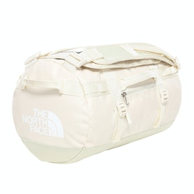 North Face Base Camp X Small Duffle Bag - Vintage White TNF White