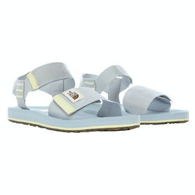 North Face Skeena Sandals - Celestial Blue Tender Yellow