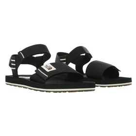 North Face Skeena Sandals - TNF Black Vintage White