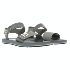 North Face Skeena Sandal Sandalen - Griffin Grey Zinc Grey