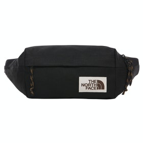 North Face Lumbar Bum Bag - TNF Black Heather