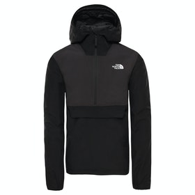 North Face Waterproof Fanorak Vandtætte Jakker - TNF Black
