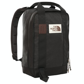North Face Tote Backpack - TNF Black Heather