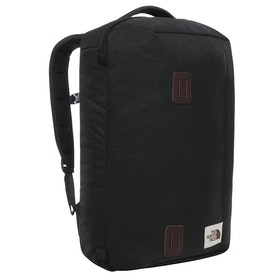 North Face Travel Duffle Bag - TNF Black Heather