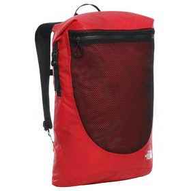 Sac à Dos Imperméable North Face Waterproof Rolltop - TNF Red