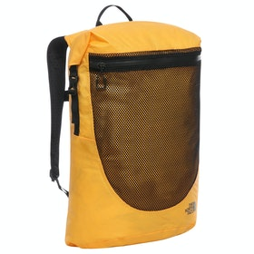 North Face Waterproof Rolltop Drybag - TNF Yellow