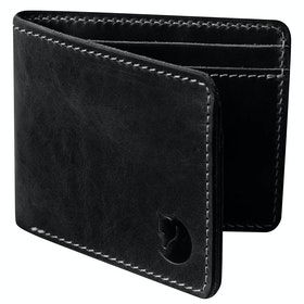 Fjallraven Ovik Wallet - Black