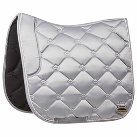 Weatherbeeta Regal Luxe Dressage Saddle Pad - Earl Grey