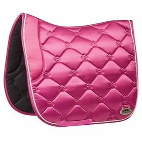 Weatherbeeta Regal Luxe Dressage Sadelunderlag - Rose Queen